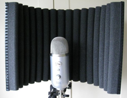 SE Reflexion Filter with Yeti Microphone